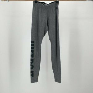 Nike Just Do It Jogger Pants Athletic Fitness Elas